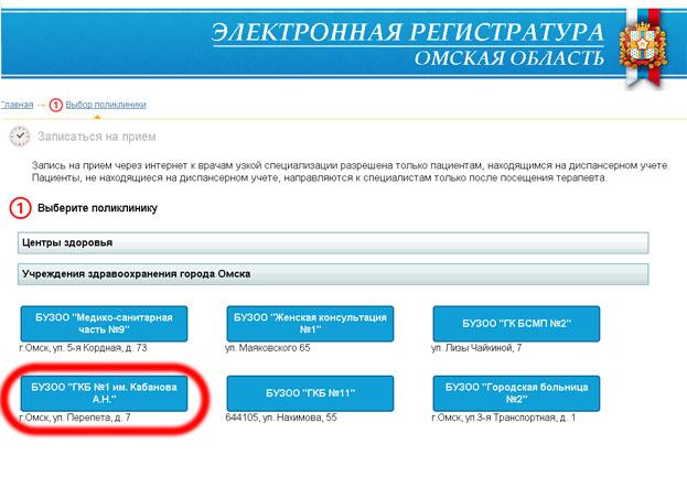 Запись к врачу через интернет стоматология пушкин